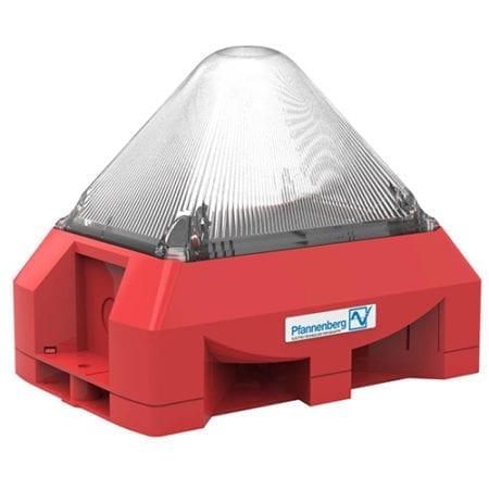 PYRA flashing light sounder