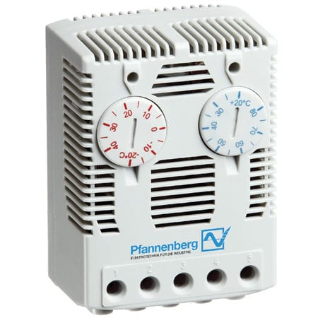 Twin thermostat