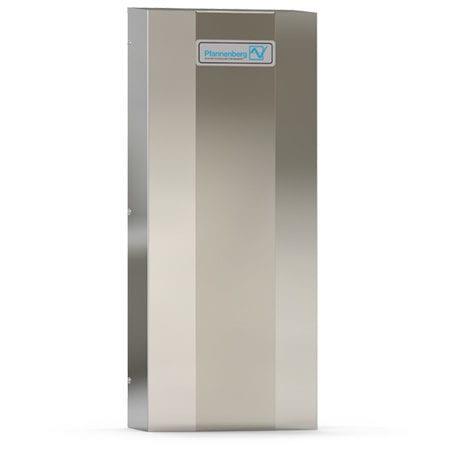 PWS 3062 SS Washdown Air to Water Heat Exchanger