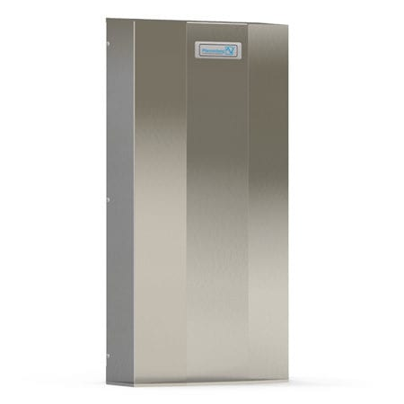 PWS 3102 SS Washdown Air to Water Heat Exchanger