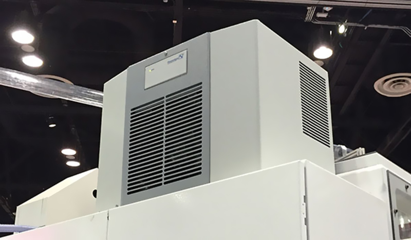 Top Mounted Cooling Units For Electrical Enclosure Cooling